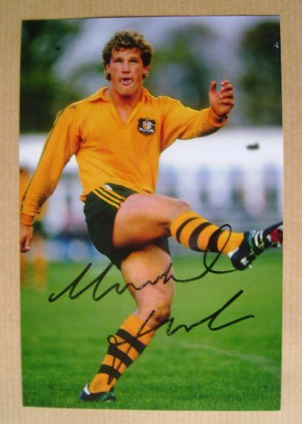Michael Lynagh autograph