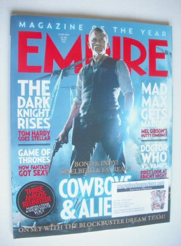 <!--2011-06-->Empire magazine - Daniel Craig cover (June 2011)