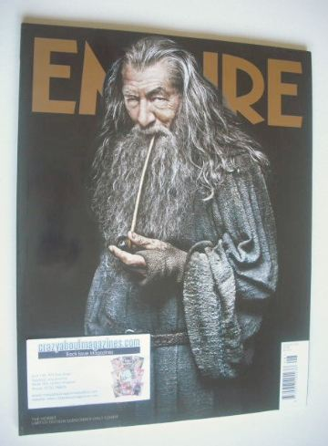 <!--2011-08-->Empire magazine - Sir Ian McKellen cover (August 2011 - Subsc
