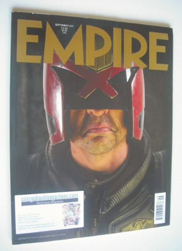 <!--2011-09-->Empire magazine - September 2011 (Subscriber's Issue)