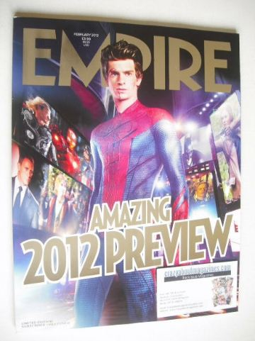 <!--2012-02-->Empire magazine - February 2012 (Issue 272)