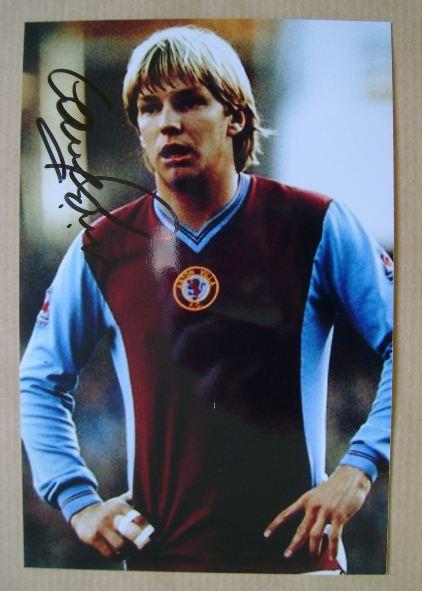 Gary Shaw autograph