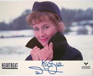 Kazia Pelka autograph