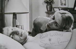 Saskia Reeves autograph (signed photograph)