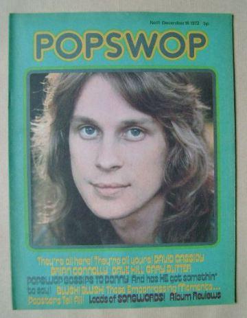 <!--1972-12-16-->Popswop magazine - 16 December 1972
