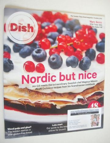 <!--2015-10-->The Dish magazine (October 2015)