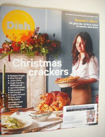 <!--2015-12-->The Dish magazine (December 2015)