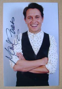 Mark Owen autograph