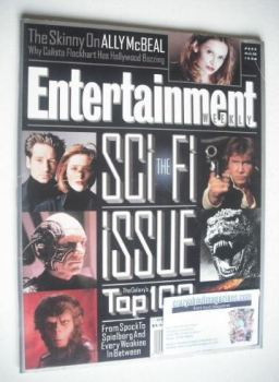 Entertainment Weekly magazine - The Sci-Fi Issue (16 October 1998)