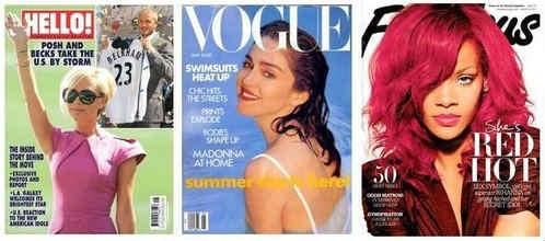 back issue magazines
