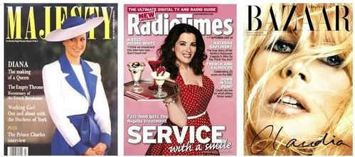 old magazines for sale