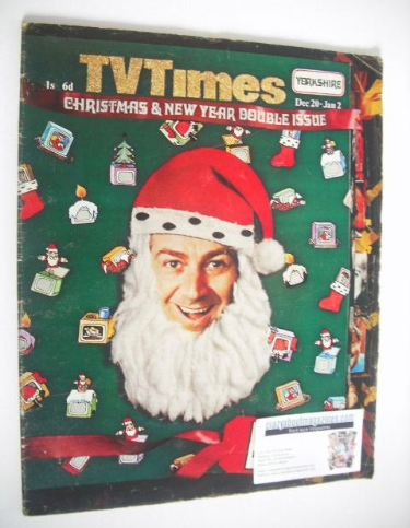 <!--1969-12-20-->TV Times magazine - Christmas and New Year Issue (20 Decem