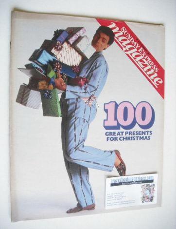 <!--1984-11-25-->Sunday Express magazine - 25 November 1984 - 100 Presents