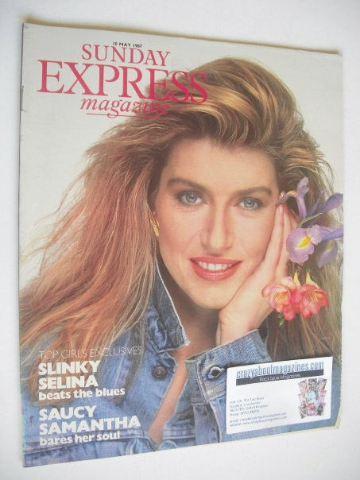 <!--1987-05-10-->Sunday Express magazine - 10 May 1987 - Selina Scott cover