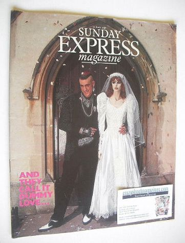 <!--1987-05-31-->Sunday Express magazine - 31 May 1987 - And They Call It D