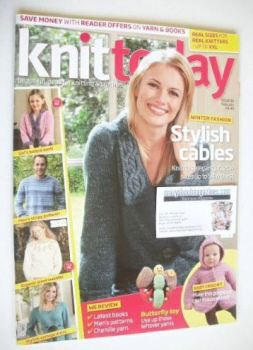 <!--2009-02-->Knit Today magazine (Issue 30 - February 2009)