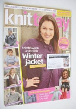 <!--2009-01-->Knit Today magazine (Issue 29 - January 2009)