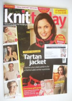 <!--2008-12-->Knit Today magazine (Issue 28 - December 2008)