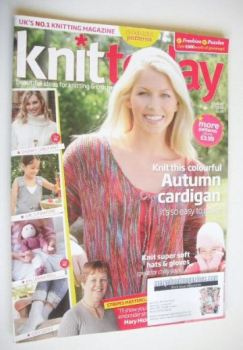 Knit Today magazine (Issue 26 - October 2008)