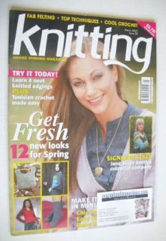 Knitting magazine (March 2007 - Issue 35)