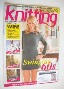 Knitting magazine (April 2006 - Issue 23)
