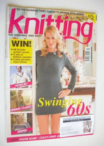 <!--2006-04-->Knitting magazine (April 2006 - Issue 23)