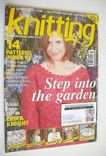 <!--2006-05-->Knitting magazine (May 2006 - Issue 24)