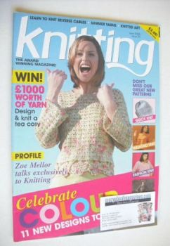 Knitting magazine (June 2006 - Issue 25)
