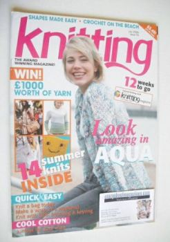 Knitting magazine (July 2006 - Issue 26)