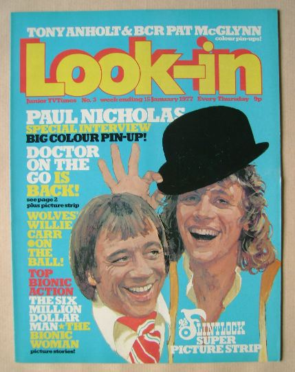 <!--1977-01-15-->Look In magazine - 15 January 1977