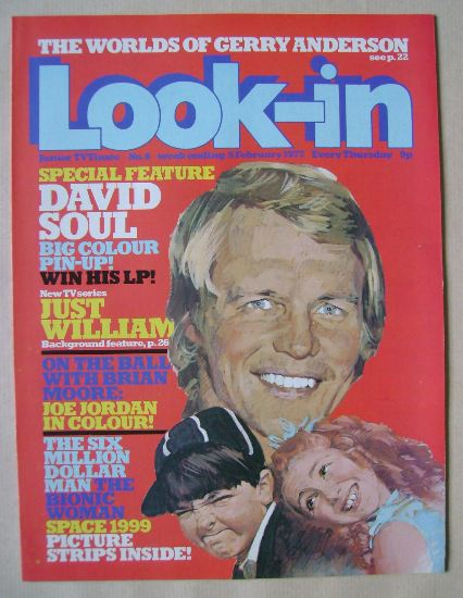 <!--1977-02-05-->Look In magazine - 5 February 1977