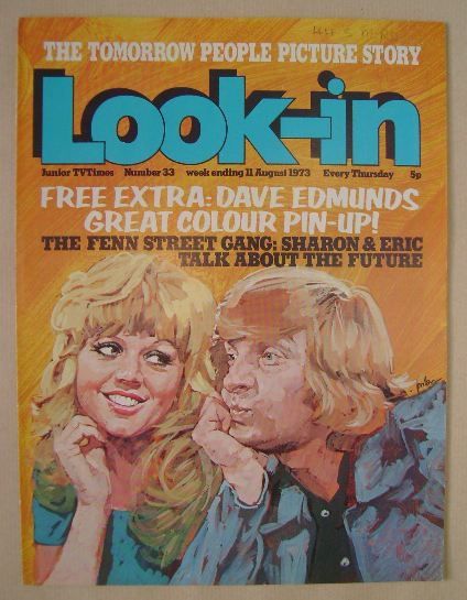 <!--1973-08-11-->Look In magazine - 11 August 1973