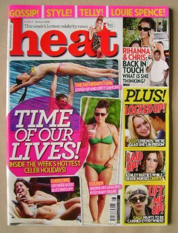 <!--2010-07-17-->Heat magazine - 17-23 July 2010