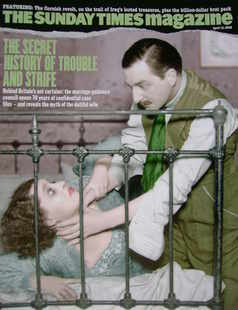 <!--2008-04-13-->The Sunday Times magazine - The Secret History of Trouble