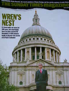 <!--2008-05-25-->The Sunday Times magazine - Wren's Nest cover (25 May 2008