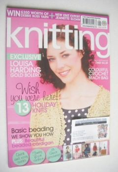 Knitting magazine (August 2009 - Issue 66)