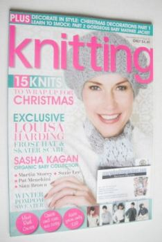 Knitting magazine (December 2009 - Issue 70)