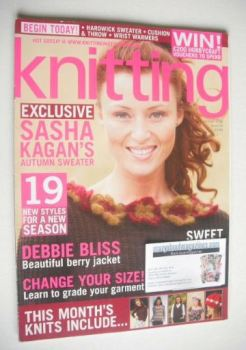 Knitting magazine (October 2008 - Issue 55)