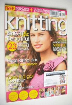Knitting magazine (July 2009 - Issue 65)