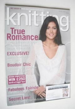 Knitting magazine (February 2008 - Issue 47)