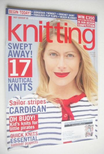 <!--2008-07-->Knitting magazine (July 2008 - Issue 52)