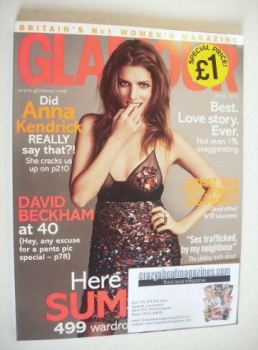 Glamour magazine - Anna Kendrick cover (May 2015)