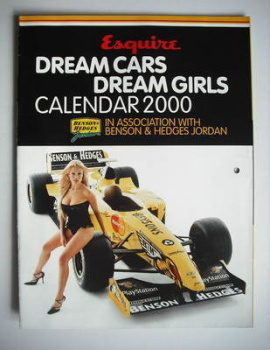 Esquire Calendar 2000