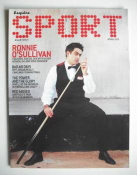 Esquire Sport magazine - Spring 2002