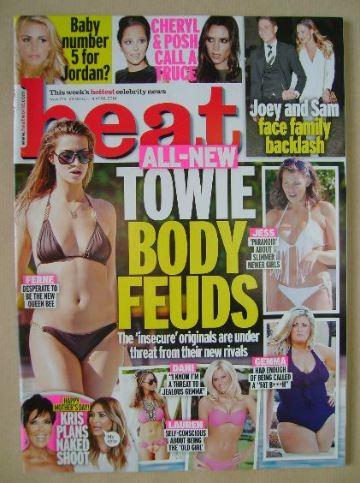 <!--2014-03-29-->Heat magazine - 29 March - 4 April 2014