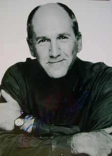 Russ Abbot autograph