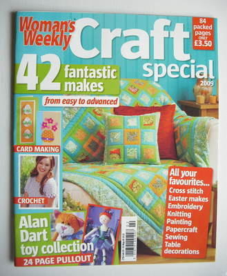 <!--2009-04-->Woman's Weekly magazine - Craft Special (Spring 2009)