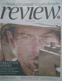 The Daily Telegraph Review newspaper supplement - 27 March 2010 - Henry Nix