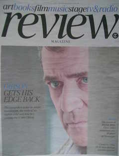 The Daily Telegraph Review newspaper supplement - 23 January 2010 - Mel Gib