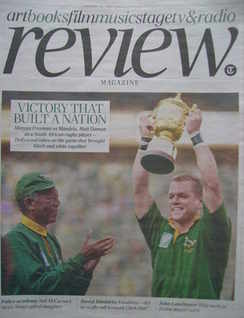 The Daily Telegraph Review newspaper supplement - 30 January 2010 - Morgan